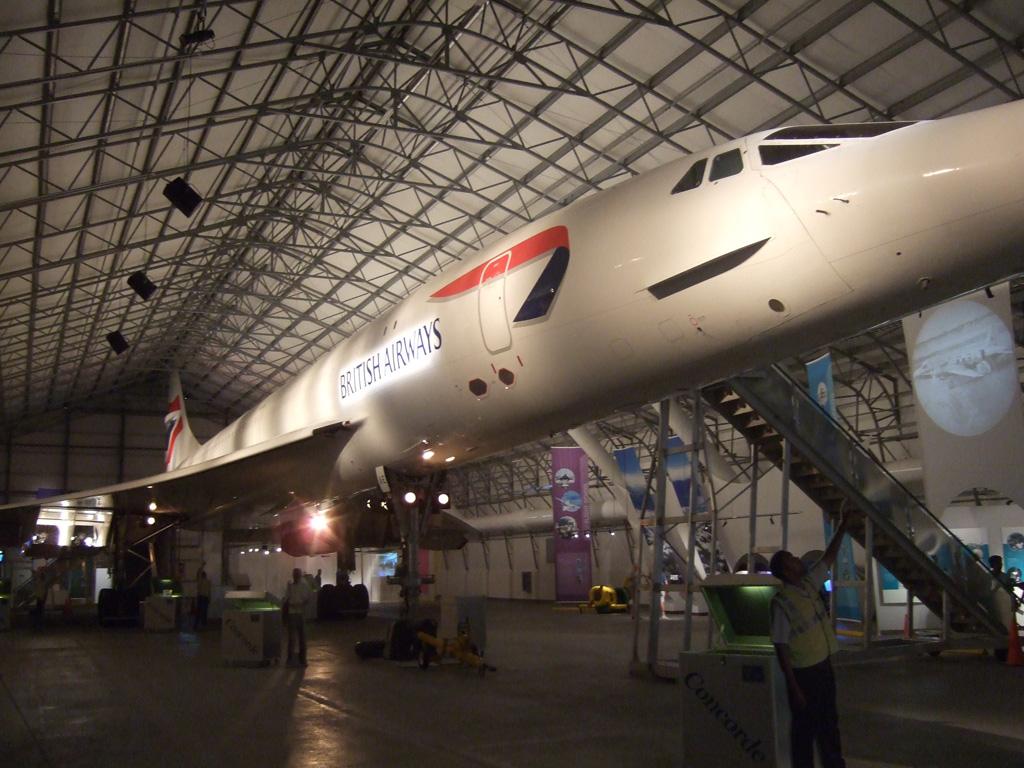 Concorde exhibition